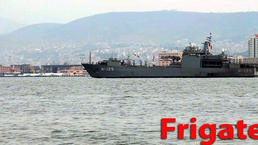 Thumbnail for Turkish Frigate