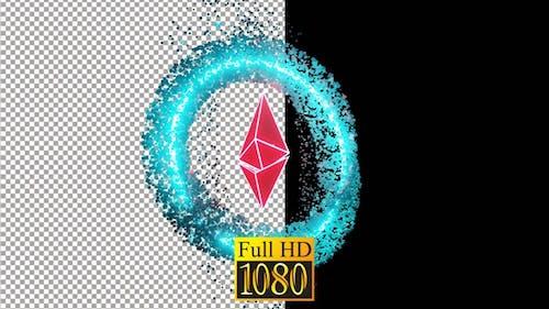 Emblème Ethereum ProRes HD