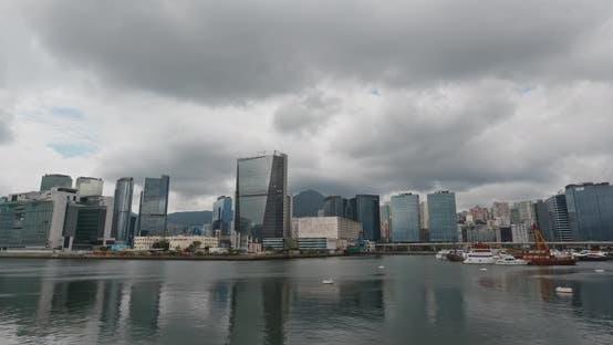Thumbnail for Timelapse of Hong Kong city