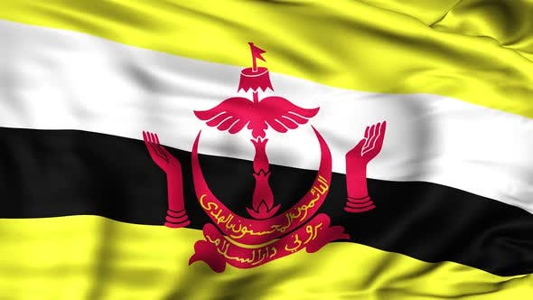 Thumbnail for Brunei Flag