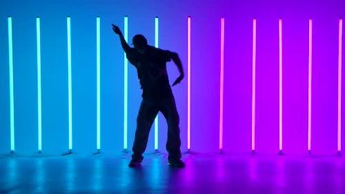 Professional Hip Hop Break Dancer