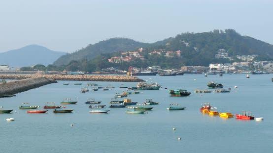 Cheung Chau, Hong Kong fishing village