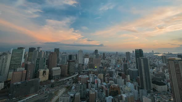 Thumbnail for Business Downtown in Japan