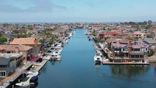 Bayfront-Kanal