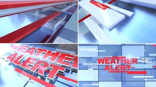 Broadcast Weather Alert