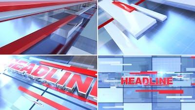 Broadcast Headline