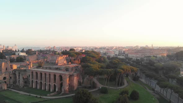 Thumbnail for Ruins in Rome
