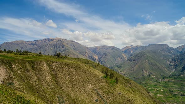 Thumbnail for Panoramic View from Colca Canyon