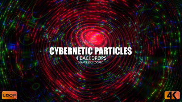 Thumbnail for Cybernetic Particles
