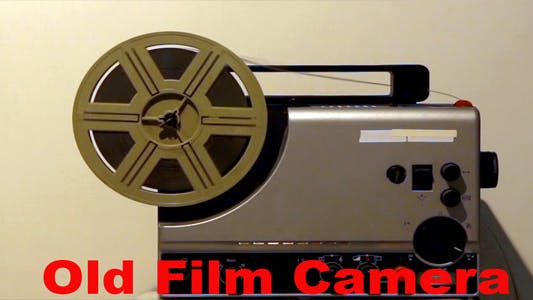 Thumbnail for Old Film Camera