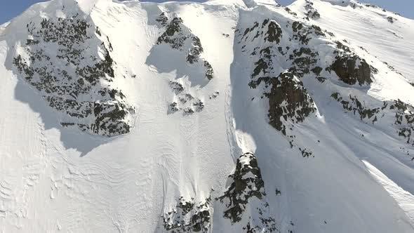 High Altitude Mountain Mass