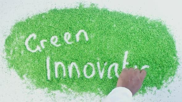 Green Writing   Green Innovation