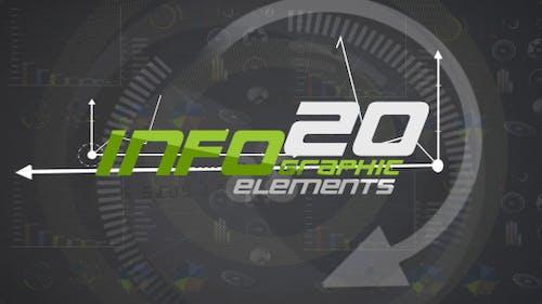 20 Info Hud Elements