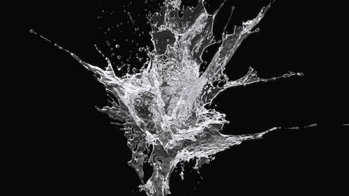 Purified Water Explosion
