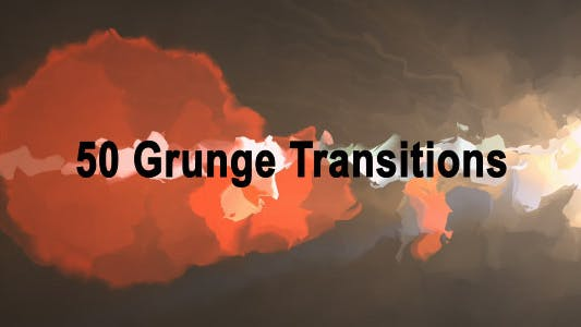 Thumbnail for Grunge Transitions (50-Pack)