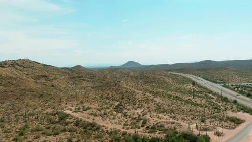 Mountain Wilderness Area in the State of Arizona