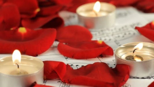 Thumbnail for Romantic Atmosphere and Music - 1