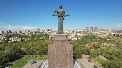 Monument in Armenia