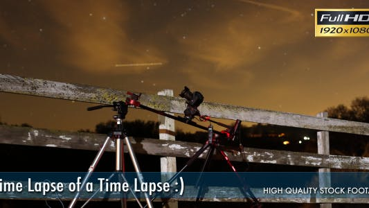 Thumbnail for Time Lapse of a Time Lapse