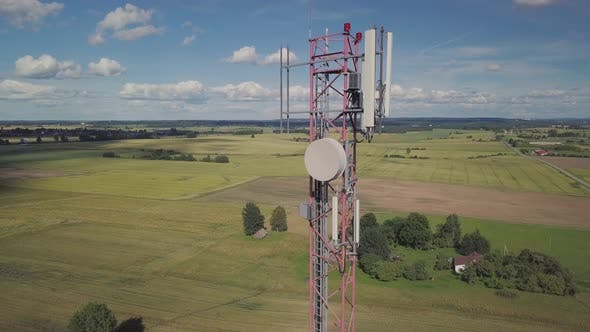 Thumbnail for Mobile Telecommunication Tower
