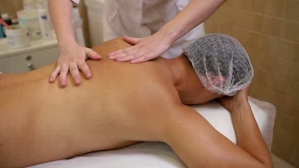 Thumbnail for Back Massage Therapy and Body Care