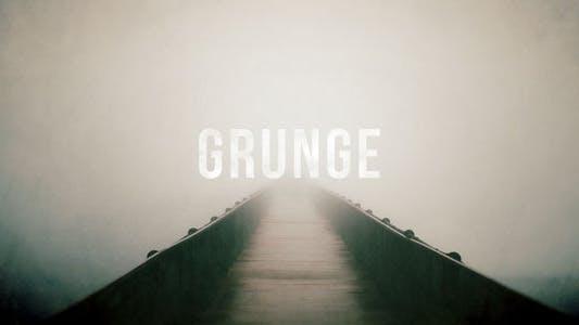 Grunge Película Introducción