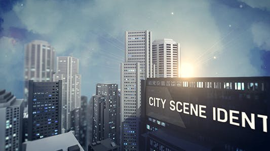 Cover Image for City Scene Ident