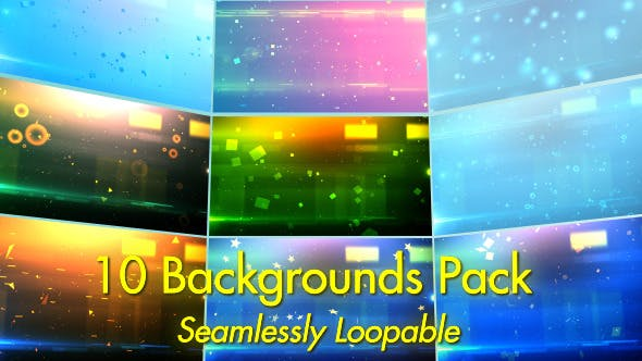 Clean Backgrounds-10 Bg pack