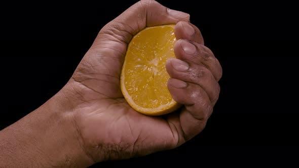 Indian Orange Squeeze