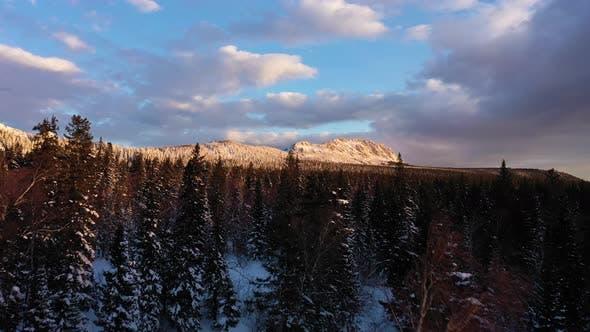 Thumbnail for Otkliknoy Mountain Ridge