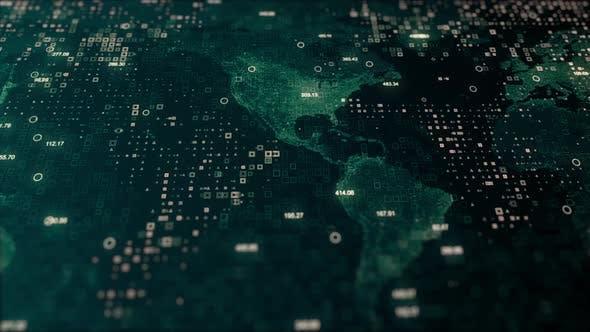 World Digital Connect Data