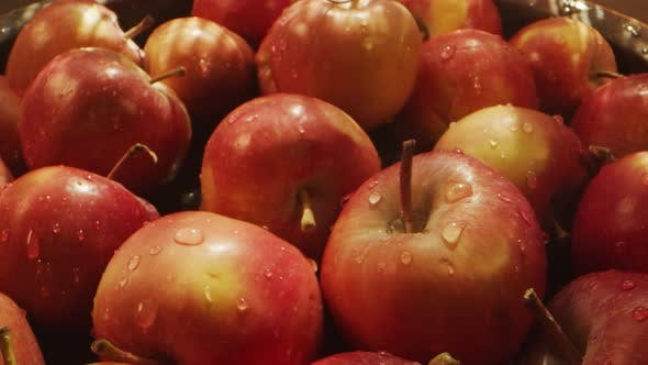 Red Juicy And Healthy Fruit Apple 2