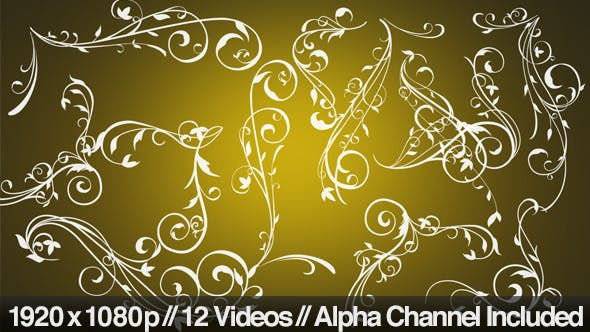 Thumbnail for Flourish Growing - 12 Styles With Alpha