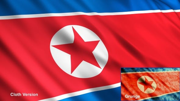 Thumbnail for North Korea Flags