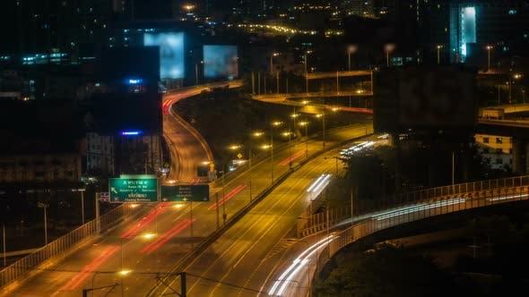 Thumbnail for Traffic At Night
