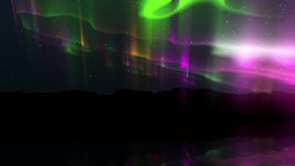 Thumbnail for Aurora Borealis