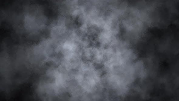 Thumbnail for Dense Cloud Smoke Center Loop