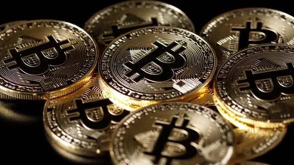 Thumbnail for Golden Bitcoins