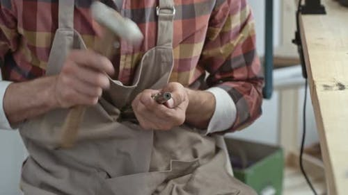 Hammering Jewelry