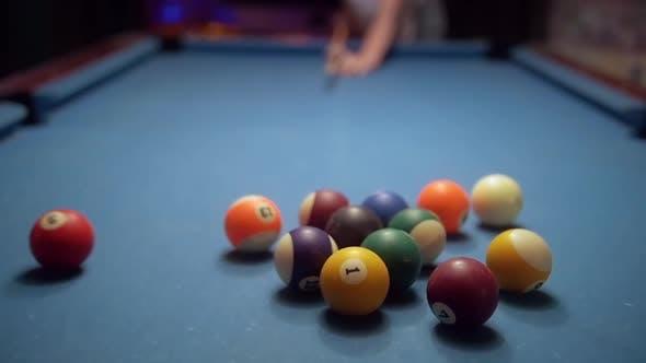 Thumbnail for Playing Pool