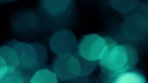Abstract Light Leak
