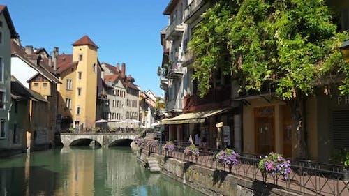 Annecy, Haute Savoie department, Auvergne-Rhône-Alpes, France