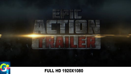 Thumbnail for Epic Action Trailer