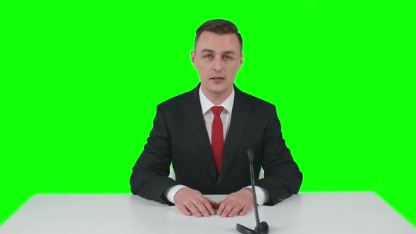 Thumbnail for TV Reporter