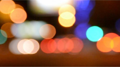 Headlights of Cars