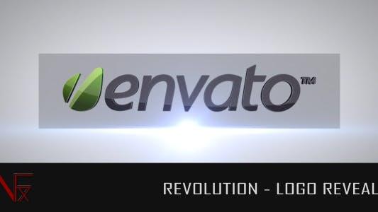 Thumbnail for Revolution - Logo Reveal