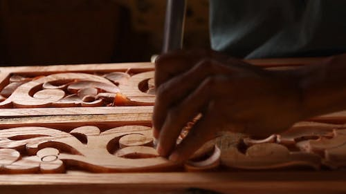 Wood Carving 12