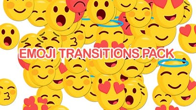 Emoji Transition Pack