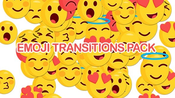Thumbnail for Emoji Transition Pack