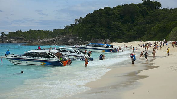 Cover Image for Similan Beach